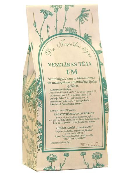 Health tea FM