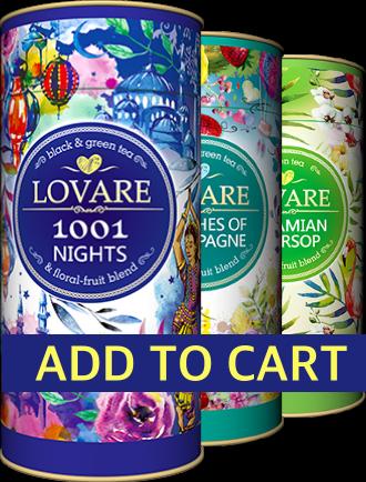 Lovare Premium Tea